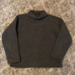 Jcrew 100% wool turtleneck